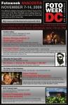 Fotoweek Anacostia: November 7th - November 14th