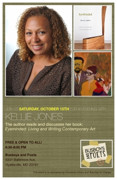 kellie jones author event